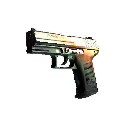 P2000   Amber Fade (Factory New)